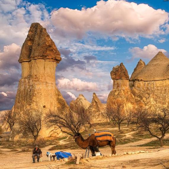Region of Cappadocia Tour